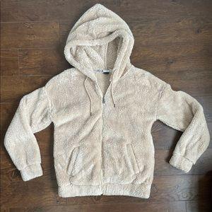 🧸ROXY Sherpa jacket/sweater